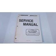 90-859494 Mercury Mariner Service Manual 115/135/150 HP OptiMax DFI 2000 & Newer