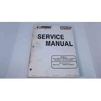 90-822900R2 Mercury Mariner Service Manual 225/225 EFI/250 EFI/3.0 Litre Marathon/3.0 Litre SeaPro