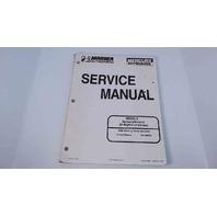 90-854785R1 Mercury Mariner Service Manual 25 BigFoot 4 Stroke