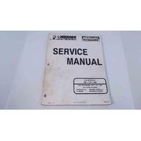 90-86133-3 Mercury Mariner Service Manual V6 Models 150/175/200 HP