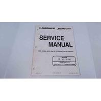 90-877569 Mercury Mariner Service Manual 135/150/175/200 HP