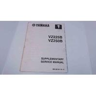 60X-28197-1E-1X Yamaha Outboard Service Manual VZ225B / VZ250B