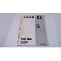 68V-28197-Z9-11 Yamaha Service Manual F115Y / LF115Y