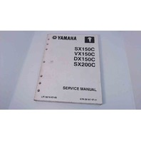 67H-28197-1F-11 Yamaha Service Manual SX150C/VX150C/DX150C/SX200C