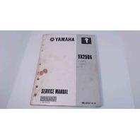 69L-28197-1A-11 Yamaha Service Manual VX250A