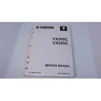 65L-28197-1F-11 Yamaha Service Manual VX200C / VX225C