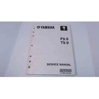 6AU-28197-1K-11 Yamaha Service Manual F9.9 / T9.9