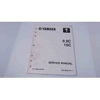 63V-28197-1F-11 Yamaha Service Manual 9.9C / 15C