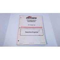 90-806535970 MerCruiser Technician's Handbook Model Year 1997 Gasoline Engines
