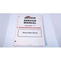90-17431-3 MerCruiser Service Manual #11 Bravo Stern Drives