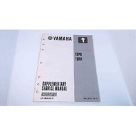 69G-28197-1A-1X Yamaha Supplementary Service Manual T8PH/T8PR