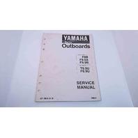LIT-18616-01-35 Yamaha Service Manual USA, Canada: T9.9U/F9.9U