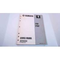 LIT-18616-02-18 68V-28197-Z9-11 Yamaha Service Manual F115Y/LF115Y