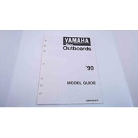 90894-62970-53 Yamaha Model Guide '99