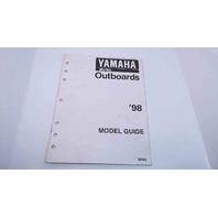 90894-62970-43 Yamaha Model Guide '98