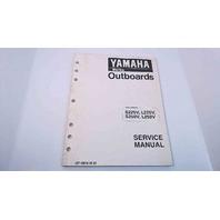 LIT-18616-01-61 Yamaha Service Manual USA, Canada: S225V/L225V/S250V/L250V