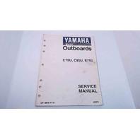 LIT-18616-01-49 Yamaha Service Manual C75U/C85U/E75U