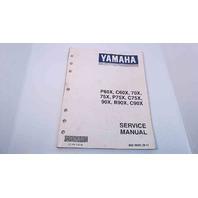 LIT-18616-02-05 Yamaha Service Manual P60X/C60X/70X/75X/P75X+