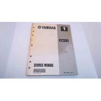 LIT-18616-02-28 69L-28197-1A-11 Yamaha Service Manual VX250A