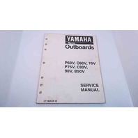 LIT-18616-01-69 Yamaha Service Manual P60V/C60V/70V/P75V/C80V/90V/B90V