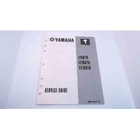 90894-62941-09 Yamaha Service Guide Z150TR/LZ150TR/VZ150TR