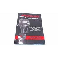 90-859494R1 Mercury Service Manual115/135/150/175 OptiMax DFI Model Year 2000
