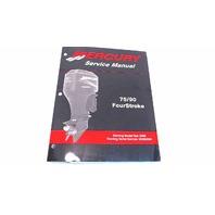 90-858895R02 Mercury Service Manual 75/90 HP Model Year 2000