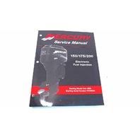 90-883728 Mercury Service Manual 150/175/200 HP EFI Model Year 2002