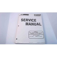 90-822900R2 Mercury Mariner Service Manual 225/225 EFI/250 EFI+