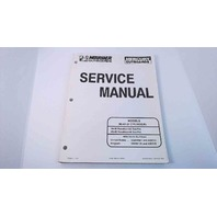 90-826148R2 Mercury Mariner Service Manual 30/40 HP 2 Cylinder