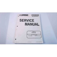 90-852572 Mercury Mariner Service Manual 40/50/55/60 HP