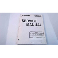 90-830234R3 Mercury Mariner Service Manual 75/75 Marathon/75 SeaPro/90/100/115/125 Hp 65/80JET