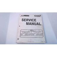 90-13645-2 Mercury Mariner Service Manual 70/75/80/90/100/115HP