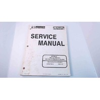90-828631R2 Mercury Mariner Service Manual 40/45/50/50 BigFoot 4 Stroke