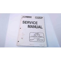 90-826883R2 Mercury Mariner Service Manual 20JET/20/25/25 HP Marathon/25 SeaPro