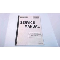 90-816427 Mercury Mariner Service Manual Electric Thruster T,R,RX33 / T,R,D,RX45