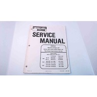 90-831996R1 Mercury Mariner Service Manual 1995-1997 90/95XR/120/120XR Sport Jet