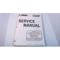 90-824052R2 Mercury Mariner Service Manual 135/150/175/200/225 HP