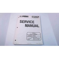 90-826148R2 Mercury Mariner Service Manual 30/40HP 2 Cylinder
