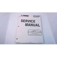 90-855347 Mercury Mariner Service Manual 135/150 HP Dircet Fuel Injection