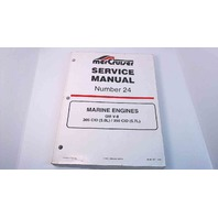 90-861327 MerCruiser Service Manual #24 Marine Engines GM V8 305CID/350CID