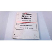 90-861326 MerCruiser Service Manual #23 Marine Engines GM V8 454CID/502CID