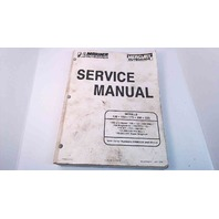 90-824052R1 Mercury Mariner Service Manual 135/150/175/200/225 HP