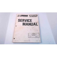 90-97658-3 Mercury Marine Service Manual V135 Thru V225