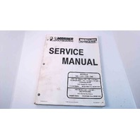 90-816249-1 Mercury Mariner Service Manual 1990-1991 135/150/175/200 HP
