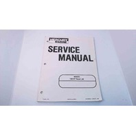 90-858804 Mercury Mariner Service Manual 120 XR2 SportJet