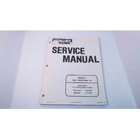 90-852396 Mercury Service Manual 1997 Models 175XR2 SportJet