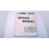 90-86133-3 Mercury Mariner Service Manual V6 Models 150/175/200HP