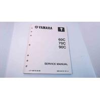 LIT-18616-02-66 6H2-28197-1F-11 Yamaha Service Manual 60C/70C/90C