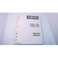 LIT-18616-01-99 Yamaha Service Manual SX150X/LX150X/PX150X/DX150X/SX200X/LX200X